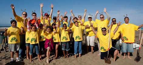 2012 LEAP Sandcastle Competition