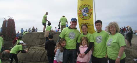 2011 LEAP Sandcastle Competition