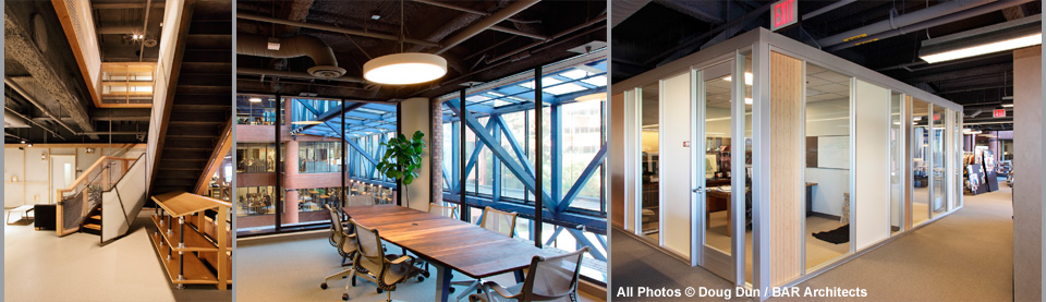 Levi Strauss & Co. Headquarters Renovation