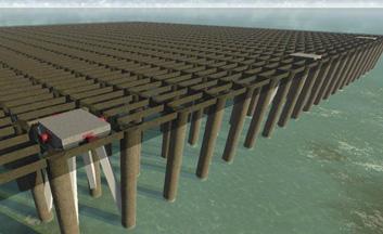 Forell/Elsesser Pier Model