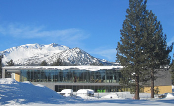 AOC Mammoth Lakes Courthouse, ENR 2012 Best Projects: Government/Public Building