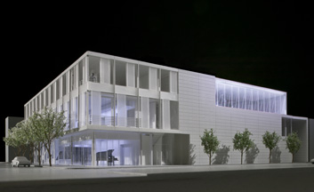 SFJAZZ Center, Rendering Courtsey of Mark Cavagnero Associates, 2012