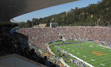 UC Berkeley California Memorial Stadium