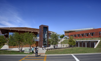 Foothill PSEC, ENR California's Best Higher Education/Research Project Award Recipient
