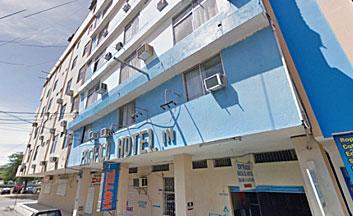 Pacifico Hotel, Manta - Before